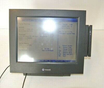 Ncr Flytech Pos365-48 Touchscreen Point Of Sale Terminal 3lep36500110 No Hdd