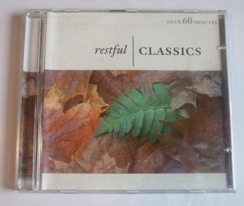Various Artists : Restful Classics Cd