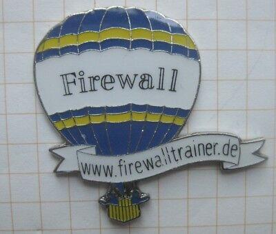 FIREWALL / FIREWALLTRAINER.de .................Ballon - Pin (179k)