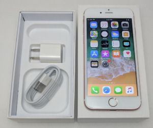 *Nice iPhone 6s  32gb - Rose Gold - Unlocked $300 Firm
