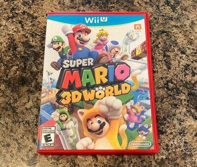 Super Mario 3D World Wii U [Nintendo Wii U]