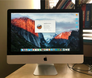 "Apple iMac 21.5"" Desktop Computer (like new) 1tb 8gb 2.9ghz"
