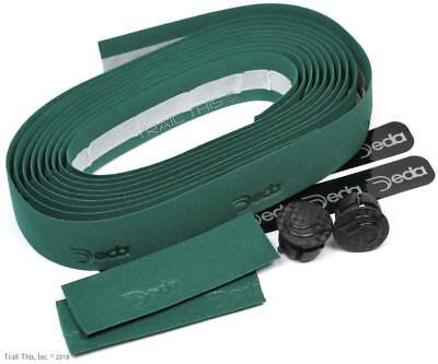 Deda Elementi Logo Road Fixie Bicycle Handlebar Bar Tape / Wrap - Jaguar Green Deda Elementi Handlebar Tape