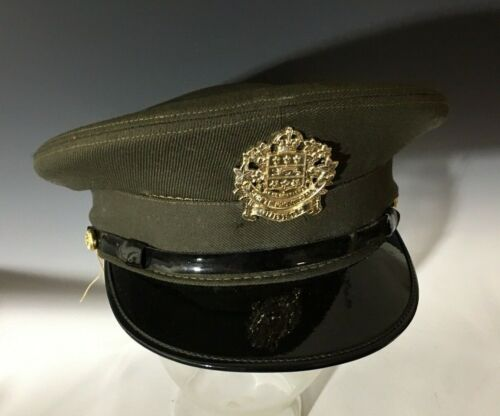 CANADA, QUEBEC Police Law Enforcement Cap / Hat