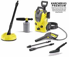 Karcher K3 Premium High Pressure Cleaner With Home Kit + Car Kit Sunnybank Hills Brisbane South West Preview