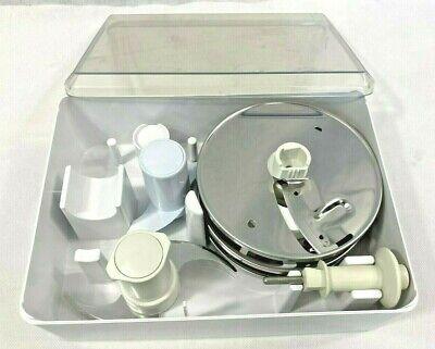 Kitchenaid Food Processor 4KFP750 Attachment Accessory Kit Slicing Shredding