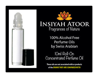 Light White Musk  10ml Roll-on bottle by Swiss Arabian Perfume oil  ()