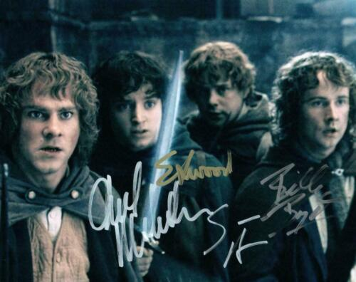Lord Of The Rings Cast Autographed Signed 8x10 Photo Reprint