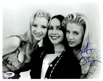 Mira Sorvino Signed Authentic Autographed 8X10 Photo Psa Dna  X99002