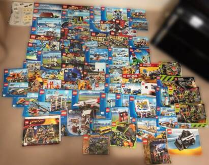 LEGO BULK -OVER 100+ SETS (SOME NEW SETS INCLUDED) - URGENT SALE!