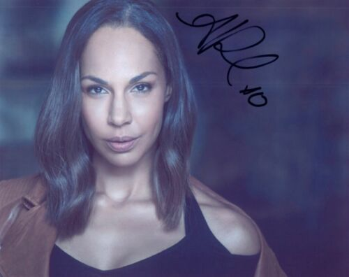 Amanda Brugel Signed 8x10 Photo The Handmaid's Tale Jason X Horror Actress COA