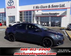 2015 Toyota Corolla SE 50th anniversay edition New Tires and ext