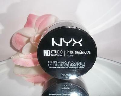 NYX HD Studio Photogenic Finishing Powder - Translucent Fini
