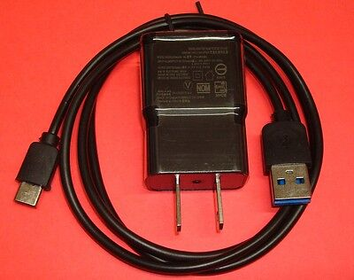 """AC Charger & Type-C Data Cable for Insignia NS-P11W7100 Insignia 11.6"""" Tablet for sale  Shipping to India"""