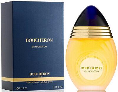 BOUCHERON for Women Perfume 3.3 oz / 3.4 oz Perfume EDP NEW in BOX