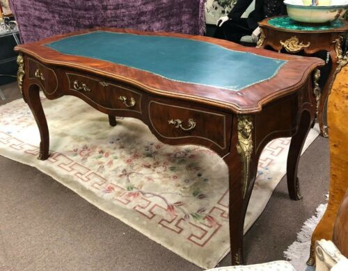 vintage  french louis xv Library Desk