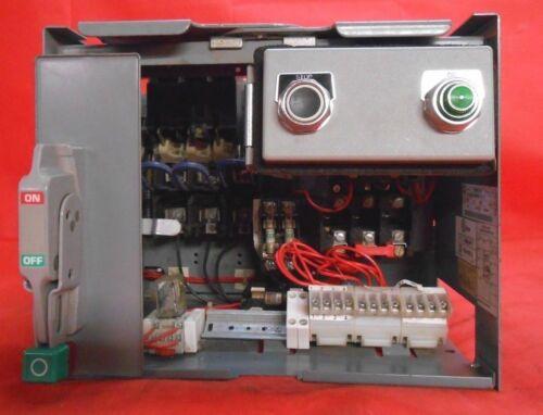 "SQUARE D MCC BUCKET 12"" WITH 8536SCO3S NEMA 1 - RECON/TESTED model 6"