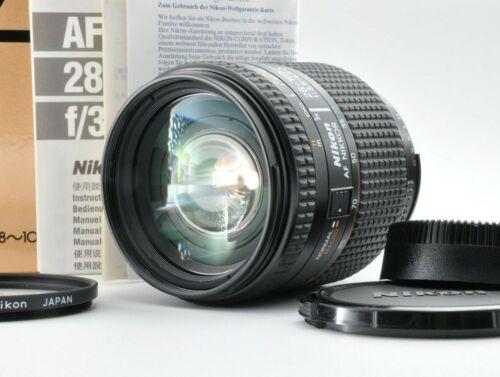 N.MINT BOX Nikon AF-D Zoom-NIKKOR 28-105mm f/3.5-4.5 D AF MACRO ZOOM Lens JAPAN.