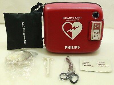 Philips Heartstart Frx Defibrillator 861304 - Free Shipping