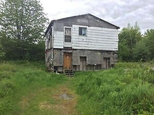 Affordable building lot