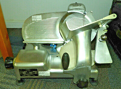 Intedge Commercial Electric Meat Slicer