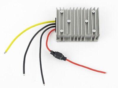 Golf Cart Dc Converter 30 Amp 48v 36v Voltage Regulator To 12v 30a