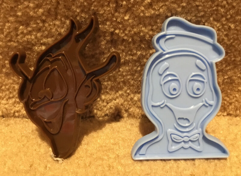 Count Chocula & Boo Berry Cookie Cutters(2001) - New