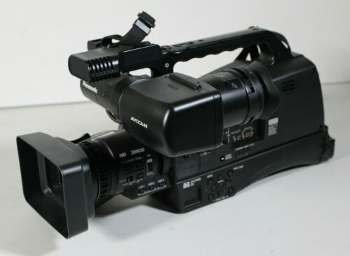 Panasonic AG-HMC80P HD AVCCAM Camcorder Professional Video Camera Good Condition