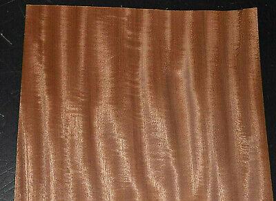 Mahogany Raw Wood Veneer Sheets 10 X 50 Inches 142nd 7718-34
