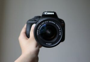 Canon SL1 like new!