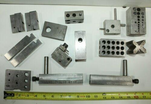 Lot of machinist blocks
