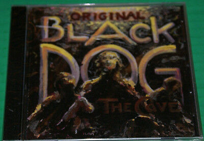 Original Black Dog The Cave Cd Private Rock Us 2003 New Sealed Out Of Print Htf!
