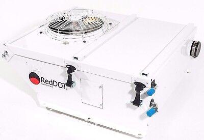 Red Dot Unit R-9727-2p Rooftop Ac Heavy Duty 12v R134a 22000btu Cool