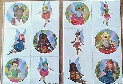 72 Fairy Temporary Tattoos Transfers Childrens Boys Girls Party Bag Fillers](Childrens Tattoo Transfers)