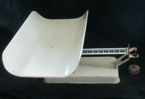 Vintage Detecto Baby Scale ~ Brooklyn NY Complete with Weight