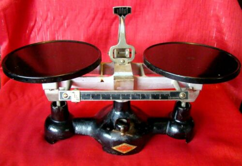 Circa 1920s - Cave and Company Vancouver BC - Welch - Double Pan Balance Scale