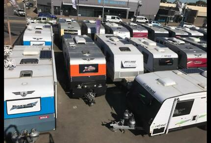 Ensuite Caravan For Sale Melrose Park Mitcham Area Preview