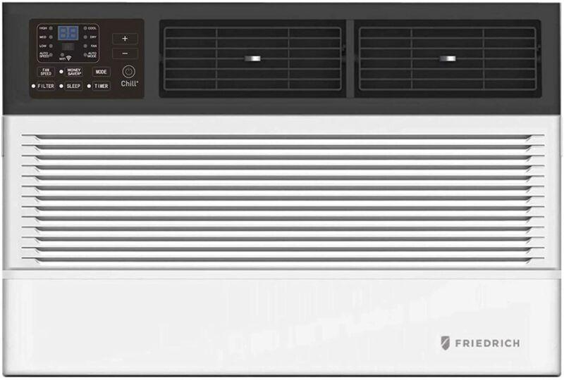 Friedrich 8,000 BTU 3-Speed Smart Wi-Fi Window Air Conditioner
