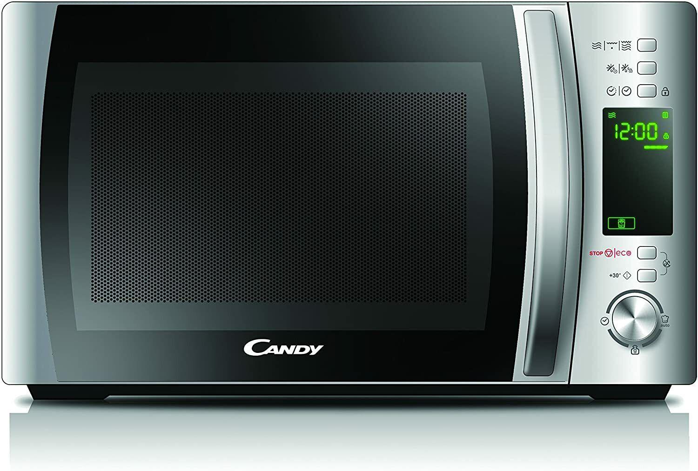 Candy Microonde CMXG20D - Grill e App Cook-in, 20L, 40 Programmi Automatici, 700