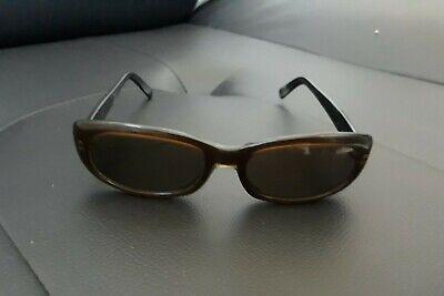 Vintage Romeo Gigli Brown Sunglasses