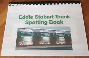 Eddie Stobart Truck Name Spotting Spotter Guide Updated January 2019 & Free Gift