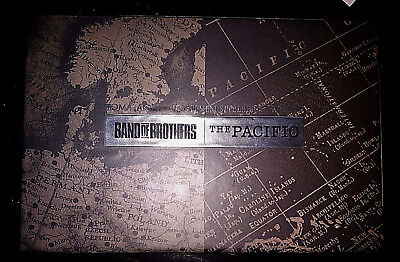 HBO Series Band of Brothers  The Pacific13 Disc DVD Set 2011