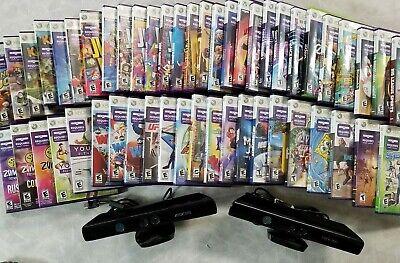 Kinect games (Microsoft Xbox 360) Tested