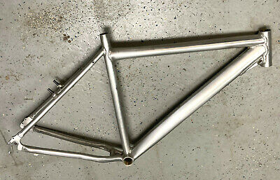 """New 2008 Trek 8500 Disc 26/"""" Aluminum Hardtail Mtn Bike Frame 15.5/""""//Small"""