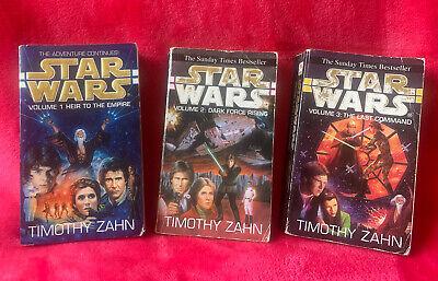 Star Wars: The Tharwn Trilogy Books (Timothy Zahn, 1991 - 1993)