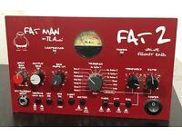 Top Zustand Garantie TL Audio Fat Man 2 Valve Tube Compressor Preamp