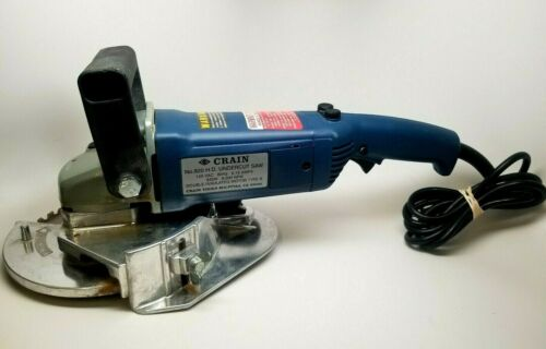 Crain Model 820  Undercut Saw Power Tool # 77347-1  LOCAL PICKUP ONLY