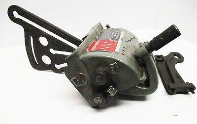 Atlas 12 Commercial Lathe Quick Change Gear Box
