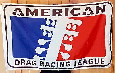 Drag Nhra Racing - 1320 Video NHRA Drag Racing 3x5ft Flag Banner IHRA Advertising RV flagpole sign