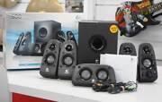 "Logitech Z506 5.1 Speaker System- ""BRAND NEW!!"" Nerang Gold Coast West Preview"